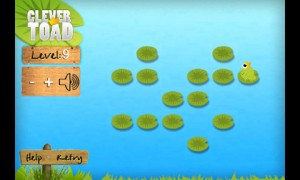 Clever Toad in Game Play 5