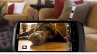 HTC Desire S Video Camera