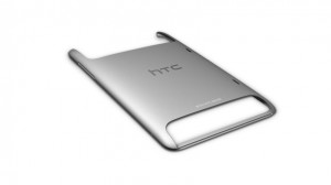 HTC Flyer Aluminum Unibody Design