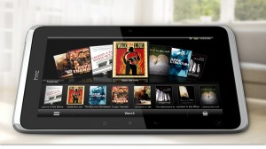 HTC Flyer HTC Watch Movies