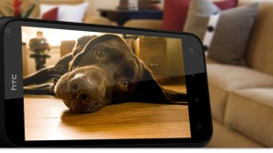 HTC Incredible S Video Camera