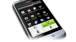 HTC Salsa Apps