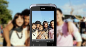 HTC Salsa Facebook Tagging
