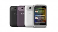 HTC Wildfire S in Different Colors