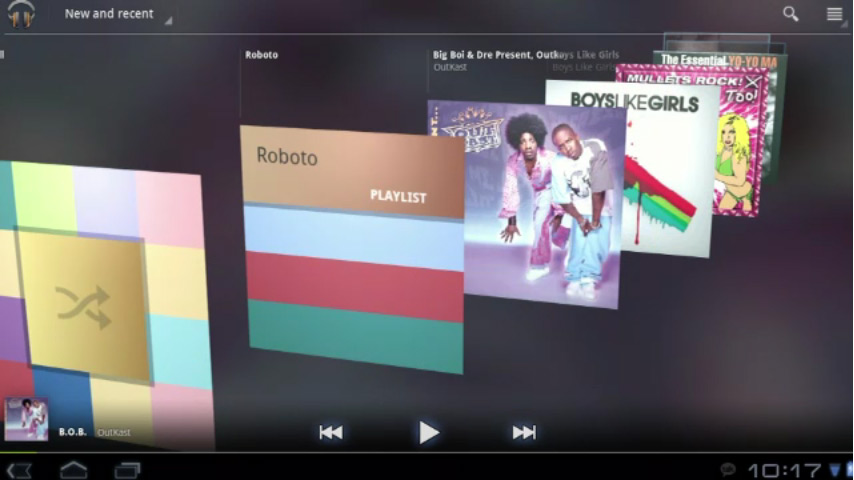 how to show artwork in google play music