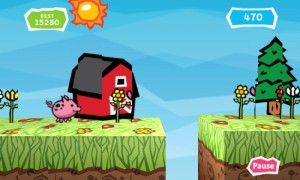Pig Rush Gameplay