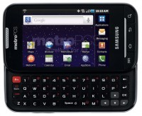 Samsung Galaxy Indulge Keyboard Open