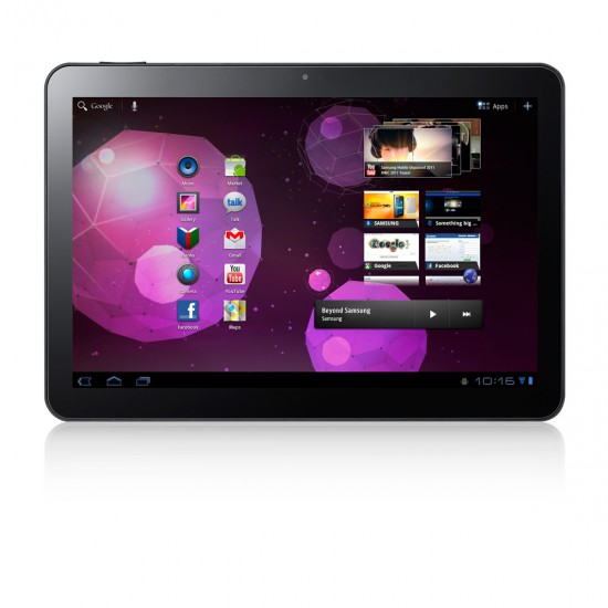 Samsung Galaxy Tab 10.1 Exclusive June 8th, Available U.S. Nationwide June 17th Starting at $499