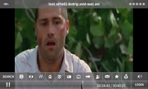 TV Shows Stream Playing TV Show Lost