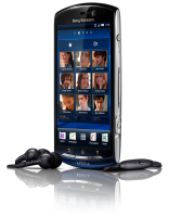Xperia Neo with Ear Buds