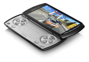 Xperia PLAY Open Angle