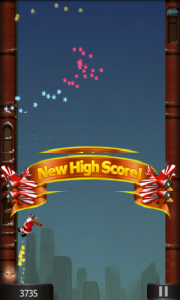 City Jump Holiday High Score