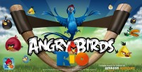 Angry Birds Rio for Android will Launch Exclusively on Amazon App Store