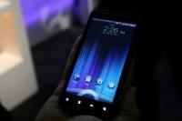 HTC Evo 3D Display