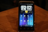 HTC Evo 3D Sense Home Screen