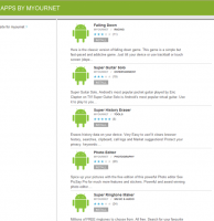 Malware Android Apps by myournet