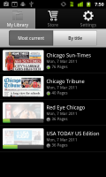 PressReader My Library of Newspapers