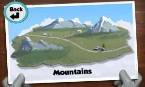 Turbo Grannies Mountains Terrain