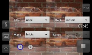 Videocam illusion Pro Camera Settings 2