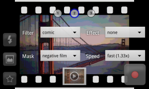 Videocam illusion Pro Camera Settings