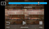 Videocam illusion Pro Video Playback