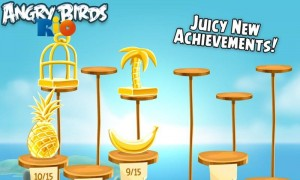 Angry Birds Rio Game Achievements
