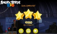 Angry Birds Rio Level Complete