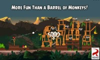 Angry Birds Rio in Game Play