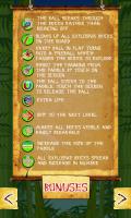 Ninja Breakout Bonus List 1