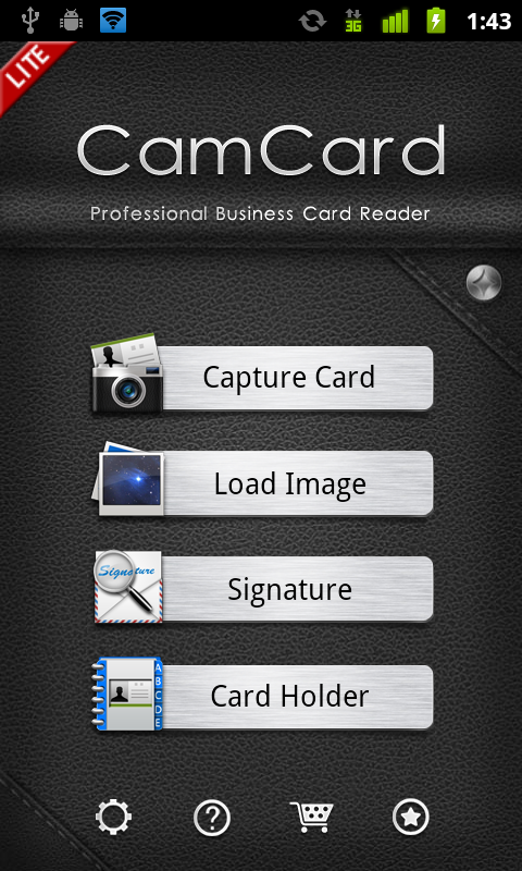 CamCard – Business Card Reader