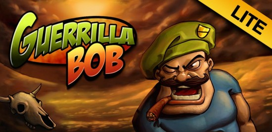 Play Guerrilla Bob for Free with Guerrilla Bob LITE