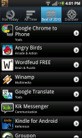 Hot Apps Best of 2010