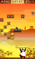 Ninja Breakout In Game Screen 1