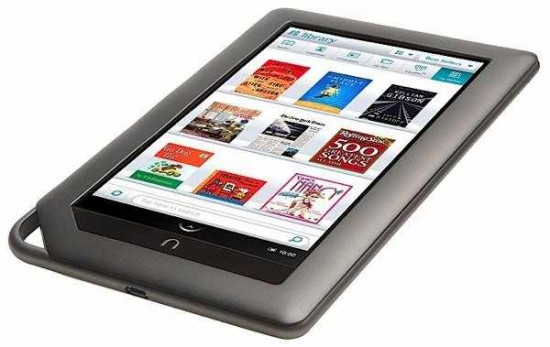 NOOK Update reportedly bricking tablets