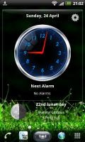 SPB Shell 3D Clock Screen