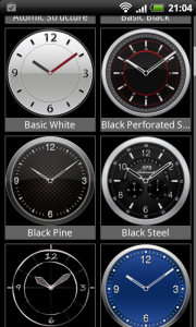 SPB Shell 3D Huge choice of clocks