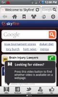 Skyfire Web Browser 4.0