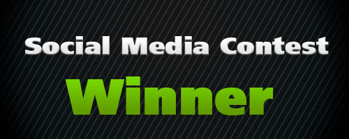 Social Media Contest: And The Winner Is…