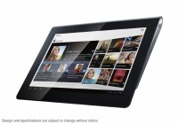 Sony S1 Android Tablet Angle View