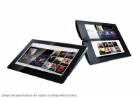 Sony S1 and Sony S2 Android Tablets