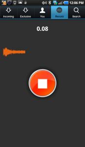 SoundCloud Recording