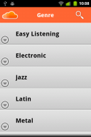 SoundGarage Genre Top