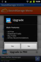 SoundGarage Upgrade