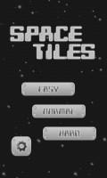 Space Tiles Start Screen