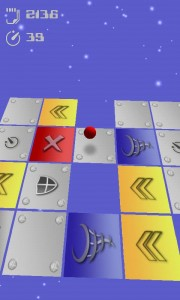 Space Tiles in Game Play 5