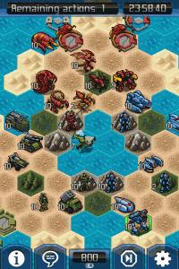 UniWar in Game Play 3