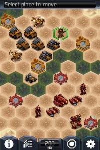 UniWar in Game Play 4