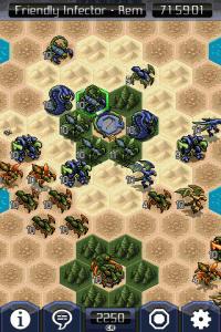UniWar in Game Play 6