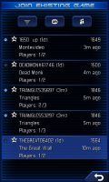 Uniwar Open Game List