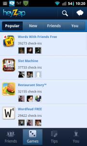 Heyzap Popular Games